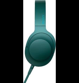 Sony Sony Premium Hi-Res Stereo Headphones - Blue