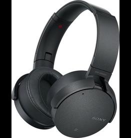 Sony Sony Wireless Noise-Cancelling Extra Bass Headphones - Black