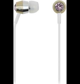 Kate Spade New York Kate Spade Earbuds - Vintage Rose/Gold/Silver/White
