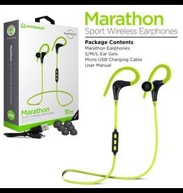 HyperGear HyperGear Marathon Sport Wireless Earbuds - Green