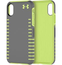 Under Armour Under Armour Prorect Grip Case for iPhone X/XS - Graphite/Lime