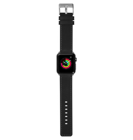 LAUT LAUT Safari Apple Watch Series 1-4 - Onyx 38/40mm