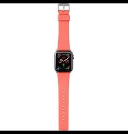 LAUT LAUT Active Apple Watch Series 1-4 - Coral 42/44mm