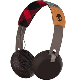 Skullcandy Skullcandy Grind BT Headphones - Camo/Tan Woodsman