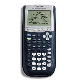 Texas Instruments TI 84 Graphing Calculator