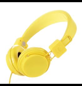 TNT TNT Headphones - Yellow