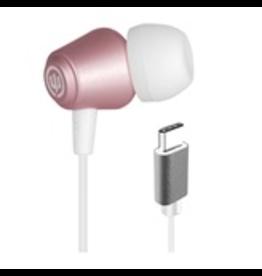 Wicked Audio Wicked Audio Ravian USB-C Earphones - Rose Gold