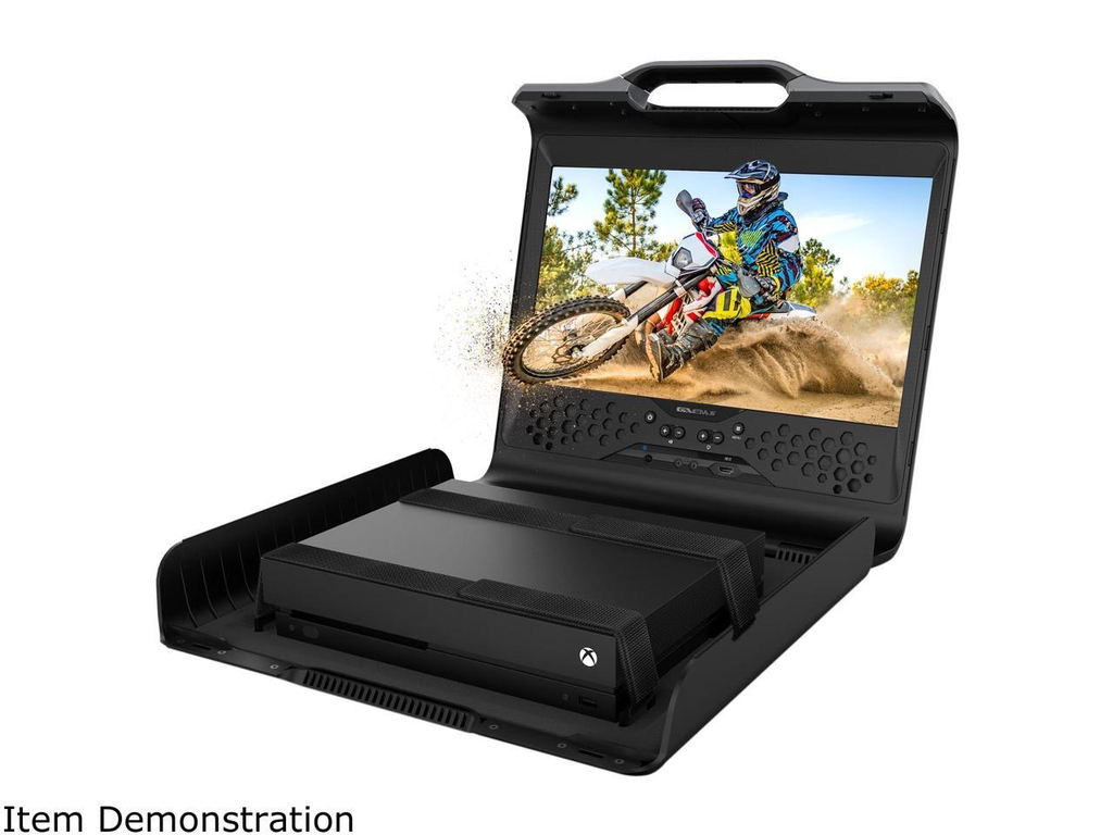 "Gaems Sentinel 17.3""  1080P Display<br /> Portable Game Travel case"