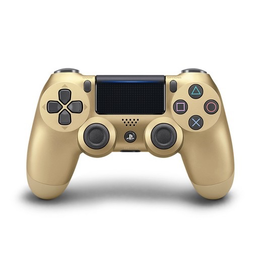 Sony PS4 Dualshock 4 Controller - Gold