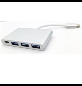 Xavier Xavier USB-C Hub [USB-C, 3x USB-A]