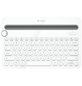 Logitech Logitech BT Multi Device Keyboard White