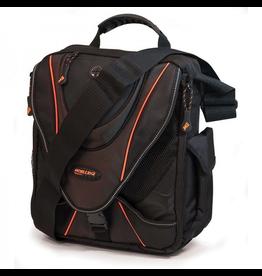 Mobile Edge Mobile Edge MEMMS0 Mini Messenger Bag for 9/13.3 Notebook (Black/Orange)