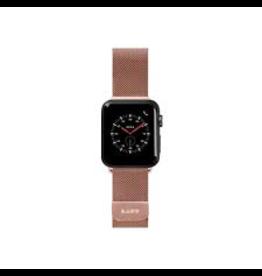 LAUT LAUT Steel Lope Apple Watch Series 1-4 - Rose Gold 38/40mm