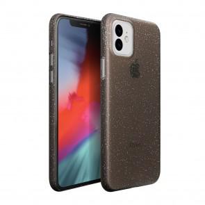LAUT LAUT Slimskin iPhone 11 - Black Sparkle