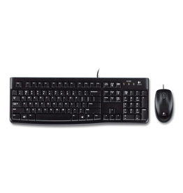 Logitech Logitech Desktop MK120 Keyboard and Mouse