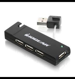 Iogear IOGear Hi-Speed USB-A Hub [4x USB-A]