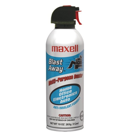 Maxwell Blast Away Air Duster 10oz