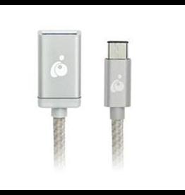 Iogear IOGear USB-C to USB-A Female Cable Adapter