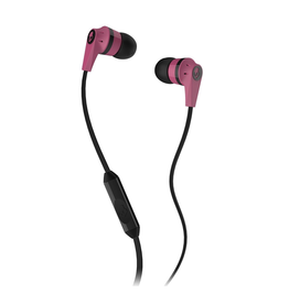Skullcandy Skullcandy INK'D 2.0 w/ Mic - Pink/Black