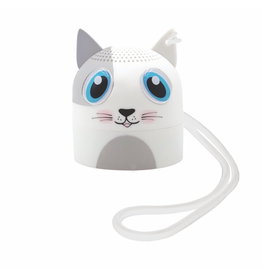 Candywirez Candywirez BT Speaker w/ Selfie Remote - Kitty
