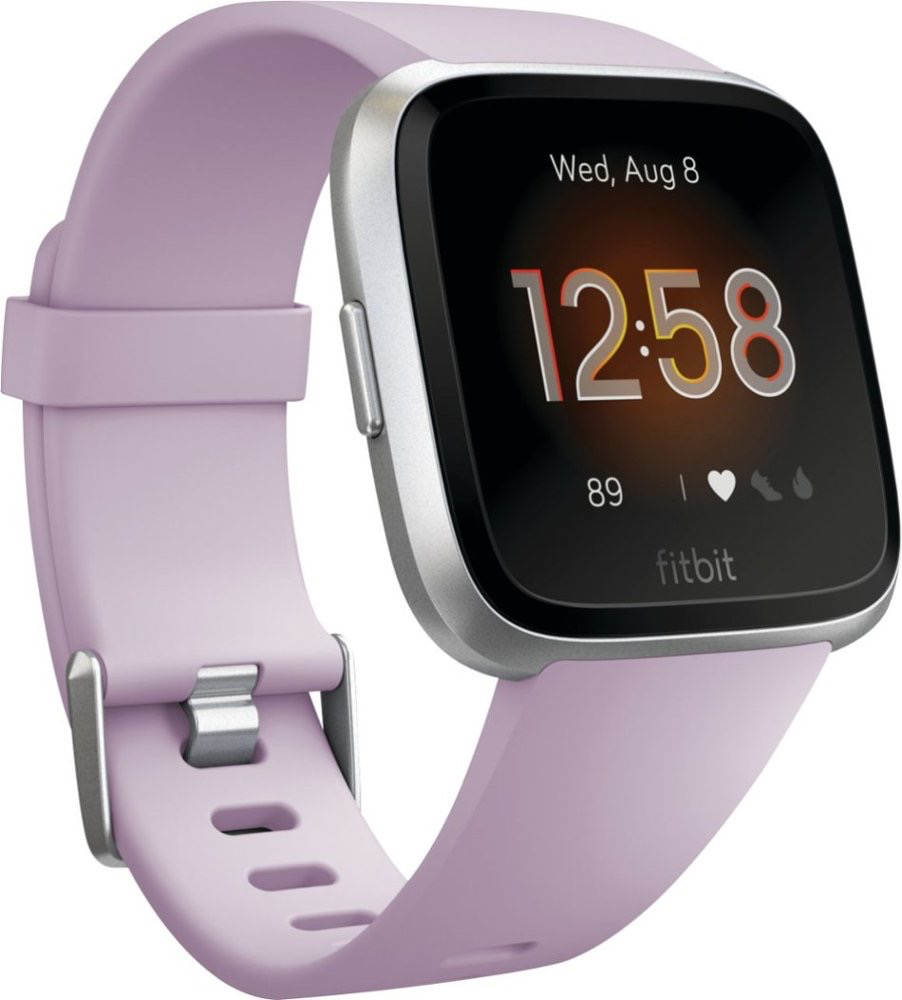 Fitbit Fitbit Versa Lite Edition - Lilac/Silver