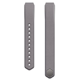 Fitbit FitBit Alta Leather Band - Large Graphite