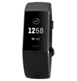 Fitbit Fitbit Charge 3 Activity Tracker - Graphite/Black