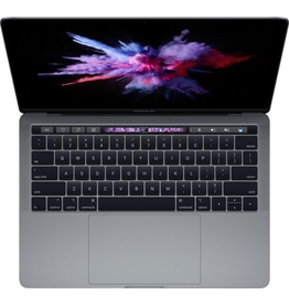 """Apple MUHP2LL/A MacBook Pro 13.3"""" 1.4GHz i5/8GB/256GB - Space Gray w/ Touch Bar"""