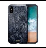 LAUT LAUT Huex Elements Case for iPhone XR - Marble Blue