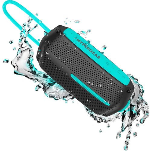 HyperGear HyperGear Wave BT Speaker - Teal/Black