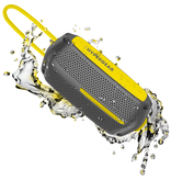 HyperGear HyperGear Wave Water Resistant BT Speaker - Grey/Yellow