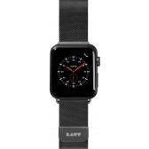 LAUT LAUT Steel Apple Watch Band - Black 42/44 mm