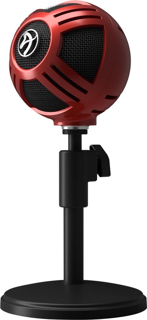 Arozzi Arozzi Sfera USB Microphone - Red