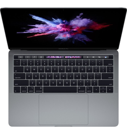 "Apple MUHN2LL/A MacBook Pro 13.3"" 1.4GHz i5/8GB/128GB - Space Gray w/ Touch Bar"