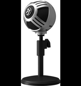Arozzi Arozzi Sfera Pro USB Microphone - Silver