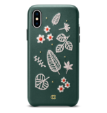 Cyrill Cyrill Portland iPhone Case - Fall in Leaves XR
