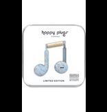 HappyPlugs Happy Plugs Earbuds w/ Mic - Blue Quartz