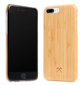 Woodcessories Woodcessories EcoCase for iPhone 7/8 Plus - Bamboo/Kevlar
