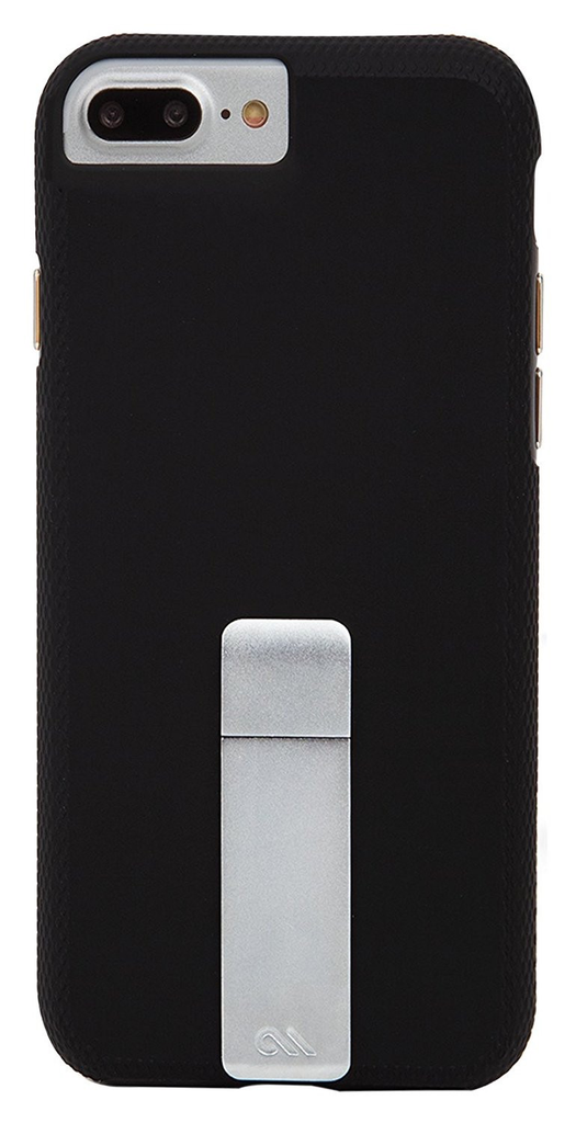 CaseMate Case Mate Tough Case for iPhone 8/7/6 Plus - Black/Silver