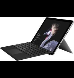 "Microsoft Microsoft Surface Pro 6 Bundle w/ Type Cover 12.3"" i5/8GB/256GB SSD- Platinum/Black"