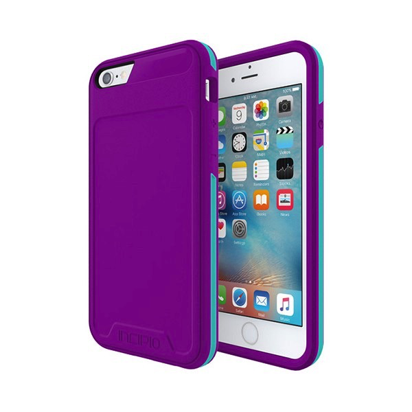Incipio Incipio Performance Series Level 3 iPhone 6/6S - Purple/Teal