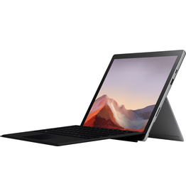 "Microsoft Microsoft Surface Pro 7 Bundle w/ Type Cover 12.3"" i5/8GB/256GB SSD - Platinum/Black"