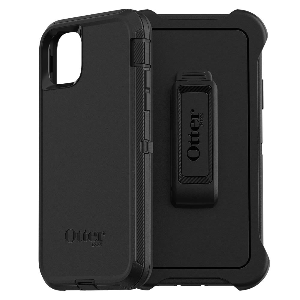 Otter Box OtterBox Defender iPhone 11 Pro Max - Black