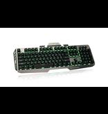 Iogear IOGear Kaliber Gaming HVER 7-Backlit colors Aluminum Keyboard