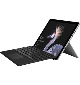 "Microsoft Microsoft Surface Pro 6 Bundle w/ Type Cover 12.3"" i7/16GB/1TB SSD - Platinum/Black"