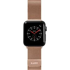 LAUT LAUT Steel Lope Apple Watch Series 1-4 - Gold 38/40mm