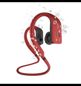 JBL JBL Endurance Dive Waterproof BT Earbuds w/ Mic - Red