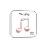 HappyPlugs Happy Plugs Earbuds w/ Mic - Pink Gold