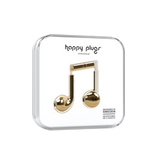HappyPlugs Happy Plugs Earbuds w/ Mic - Gold