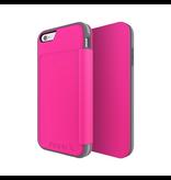 Incipio Incipio Performace Series Level 3 Folio for iPhone 6/6s - Pink Gray